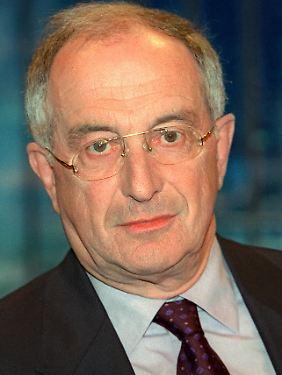 Rolf Tophoven leitet das Institut für Terrorismusforschung und Sicherheitspolitik in Essen.