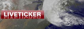 Hurrikan Sandy: +++ Liveticker +++