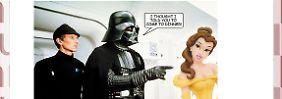 Darth Vader, charmant.