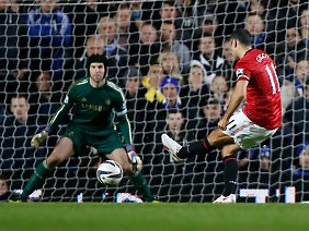United hatte dreimal geführt, aber dreimal den Ausgleich kassiert.