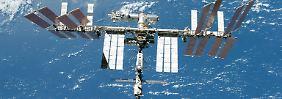 Manöver in 420 Kilometern Höhe: Weltraumschrott gefährdet ISS