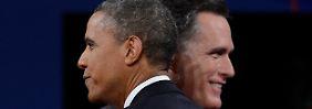 Obama oder Romney - die Entscheidung ist noch nicht gefallen.