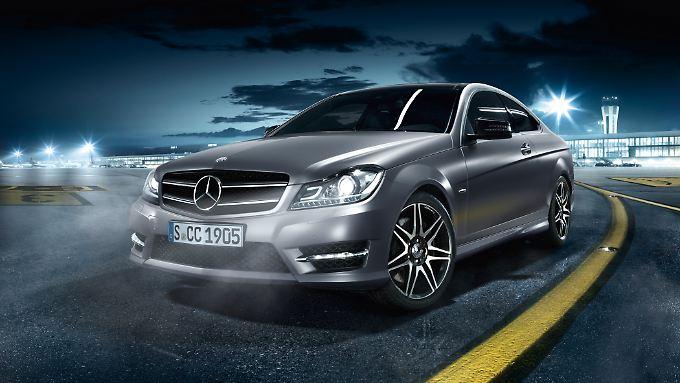 Ein Sportgerät für Spaßfreunde oder ein Spaßgerät für Sportfreunde ist der Mercedes C 250 Sport.