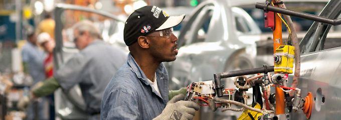Jobs werden dringend benötigt. Einen kleinen Lichtblick gibt es.
