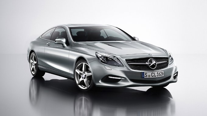 Mercedes hat S-Klasse Coupé für 2014 auf dem Plan.