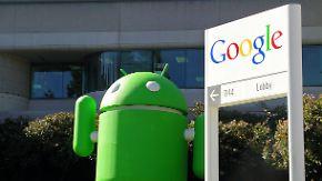 Apple hat Konkurrenz: Android verdoppelt Marktanteil