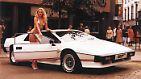 Einmal wie 007 sein: Mit Bond-Girl im Bond-Car