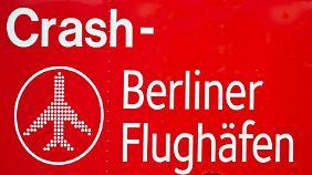 Schadensersatz gefordert: Air Berlin verklagt Pannen-Flughafen