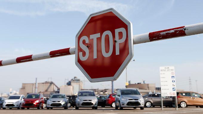 Ford schließt in Europa drei Werke und will so die Verluste im Europageschäft in den Griff bekommen.