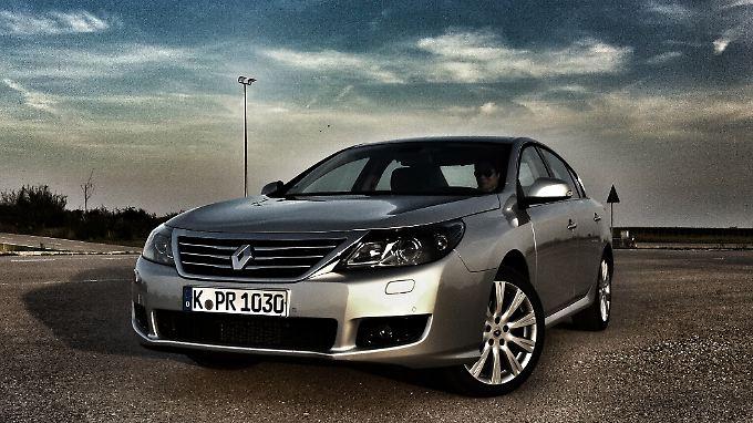 Der Renault Latitude wird wohl in der deutschen Autolandschaft nur ein Streiflicht bleiben.