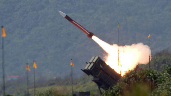 In Deutschland sind insgesamt 24 Patriot-Raketen der deutschen Luftwaffe stationiert.