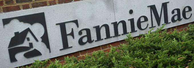 Fannie Mae kann auch Gewinn.