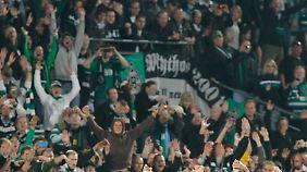 Den Jubel in Marseille erlebte der Fan nicht mehr.