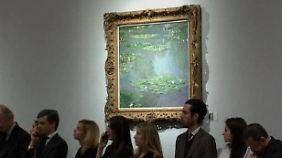 Horrende Summen bei Auktionen: Monet übertrifft Picasso