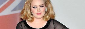 Die britische Sängerin Adele hat von den Lästereien offenbar genug.