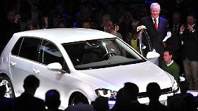 Neue Werke, neue Technologien: Volkswagen investiert mehr denn je