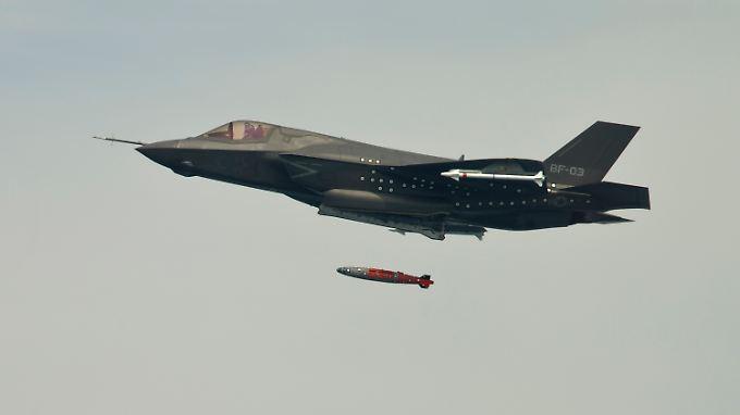 Bei dem Waffengeschäft geht es auch um die Lieferung von 25 Kampfflugzeugen.
