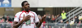 Per Elfmeter sorgte Kaiserslauterns Mohamadou Idrissou für den Ausgleich.