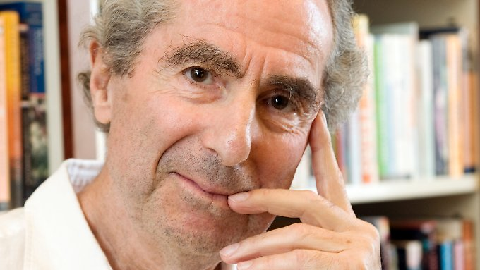 Philip Roth im September 2008.