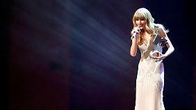MTV Europe Music Awards: Taylor Swift stiehlt allen die Show