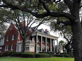 Das Anwesen der Kelleys in Tampa.