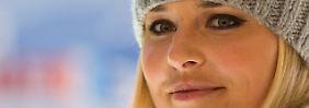 Ihren ersten Olympiatitel gewann Lindsay Vonn 2010 bei den Winterspielen in Vancouver.