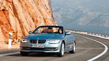 Frisch überarbeitet: So sehen sie aus: BMW 3er Coupé und Cabrio