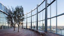 Stil statt Gigantomanie: Die schönsten Hochhäuser der Welt