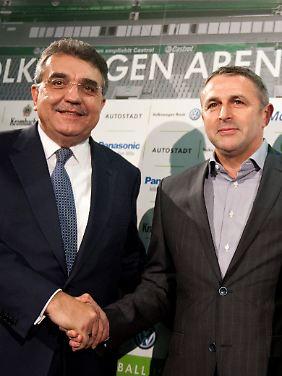 Aufsichtsratschef Javier Garcia Sanz hat klare Anforderungen an seine neue Spitzenkraft.