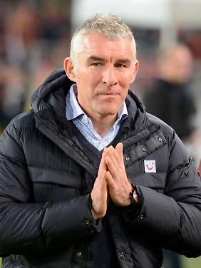 Mirko Slomka wechselte drei der vier 96-Tore ein.