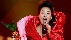 Machtwechsel in China: Star wird Chinas First-Lady