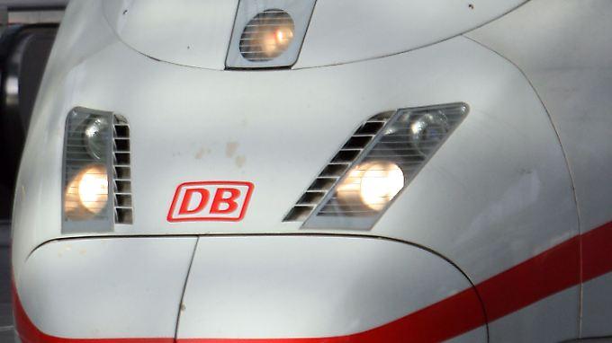 Deutsche Bahn trotzt offenbar der Wirtschaftsflaute.