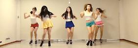 Alle lieben den Pferdetanz: Die besten Gangnam-Styles