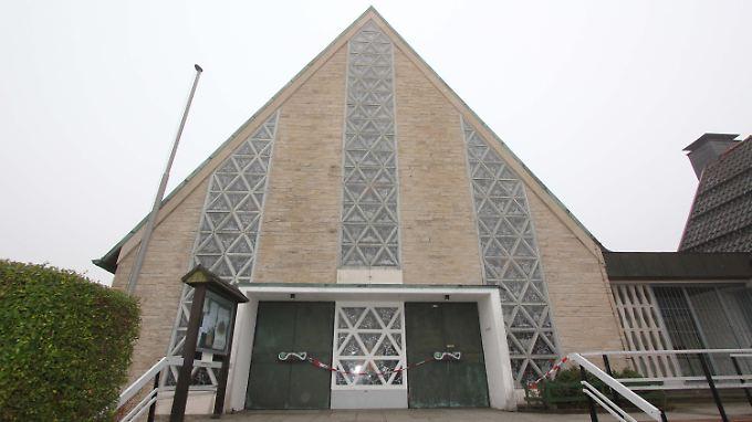 """Katholische Kirche """"Zur Heiligen Familie"""" in Braunlage. Hier wirkte die Küsterin."""