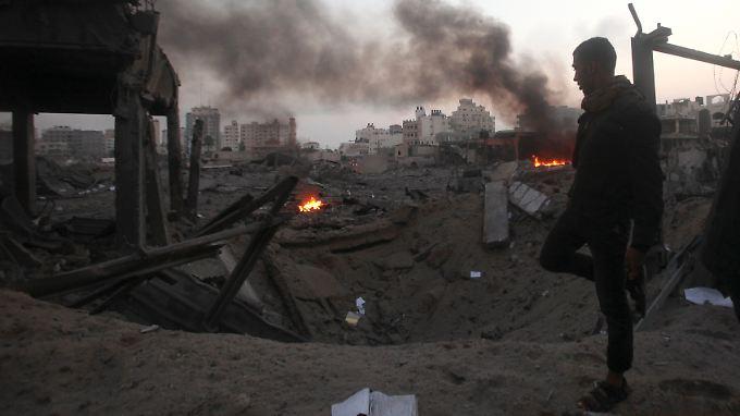 Eskalation in Nahost: Furcht vor Bodenoffensive wächst