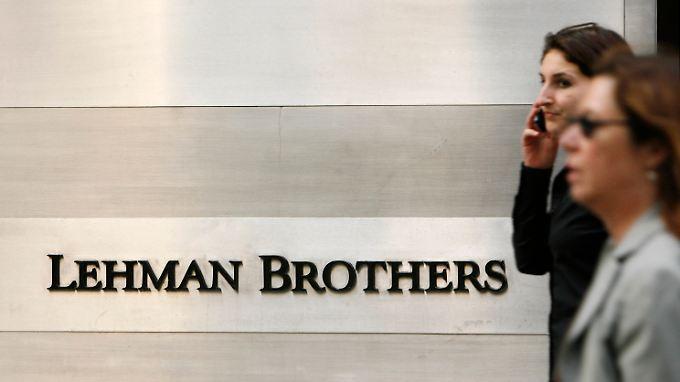 Lehman Brothers: Immer mehr Gläubiger erhalten Geld.
