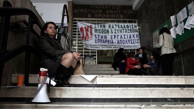EU-Hilfen für Griechenland: Brüssel unternimmt neuen Anlauf