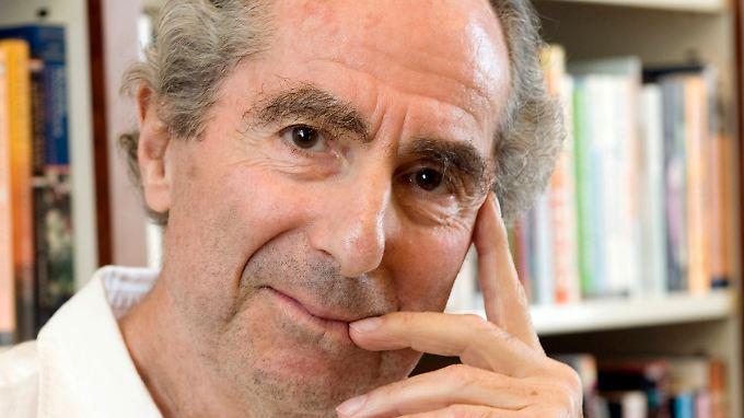 Genug geschrieben: Philip Roth ist fast 80 - und will seine Ruhe.