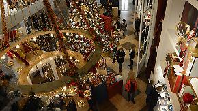 Weihnachtszeit, Spendenzeit: Im Advent sitzt das Geld locker