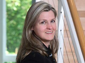 """""""Wir bedauern sehr, dass wir den Windpark nicht kaufen können"""": Bettina Morlok."""