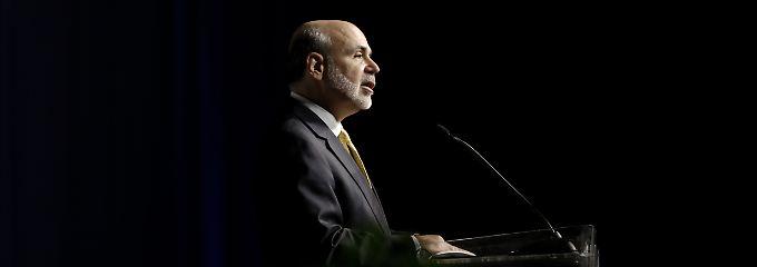 "Das ""fiscal cliff"" bedroht die Konjunktur: Bernanke wiederholt, wovor Ökonomen schon länger warnen (Archivbild)."