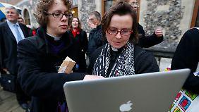 Nach einer mehr als zehn Jahre andauernden Debatte entschied die Synode gegen die Weihe weiblicher Bischöfe.