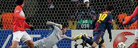 Chelsea droht historische Blamage: Messi schießt Barca weiter