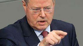Griechenland-Rettung: Steinbrück fordert Klartext von Merkel