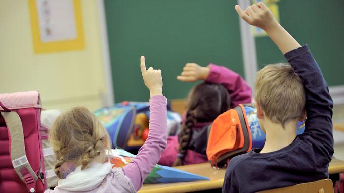 Aufschreckende Studie: Grundschüler haben bedenklichen Stress