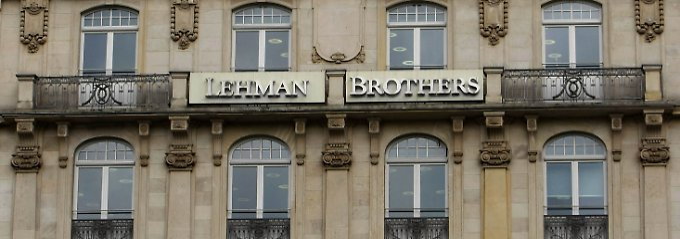 Blick auf die Deutschland-Zentrale von Lehman Brothers (Archivbild)