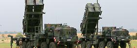 """Raketen in der Türkei: Ramstein bleibt """"am Drücker"""""""