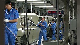 Ab ins Reich der Mitte: VW will in China 14 Mrd. Euro investieren