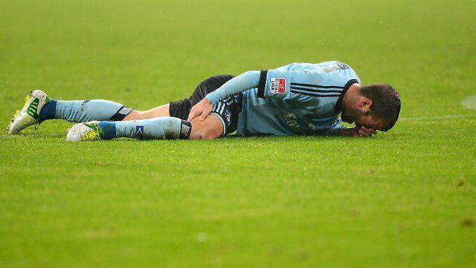 Rafael van der Vaart wird 2012 voraussichtlich kein Spiel mehr für die Hamburger bestreiten.