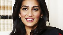 Escada-Eigentümerin Megha Mittal.
